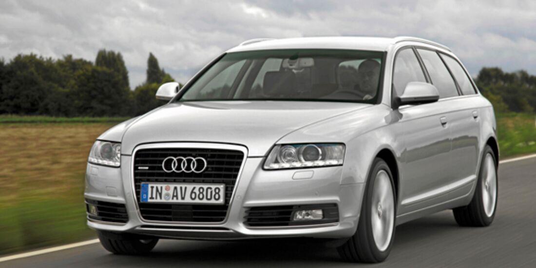 CAV 0911 Zugfahrzeuge perfektes Auto - Kombi - Audi A 6 Avant