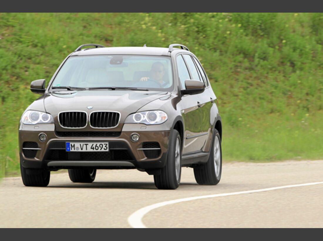 CAV 0911 Zugfahrzeuge perfektes Auto - SUV - BMW X5