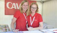 CAV Academy 2018 CAVALLO Stand