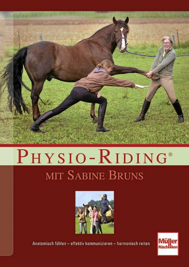 CAV CAVALLO Trophy 2012 Leserwahl Physio-Riding Buch