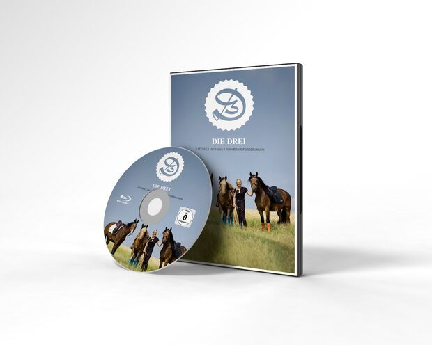 CAV Die Drei Film DVD Cover
