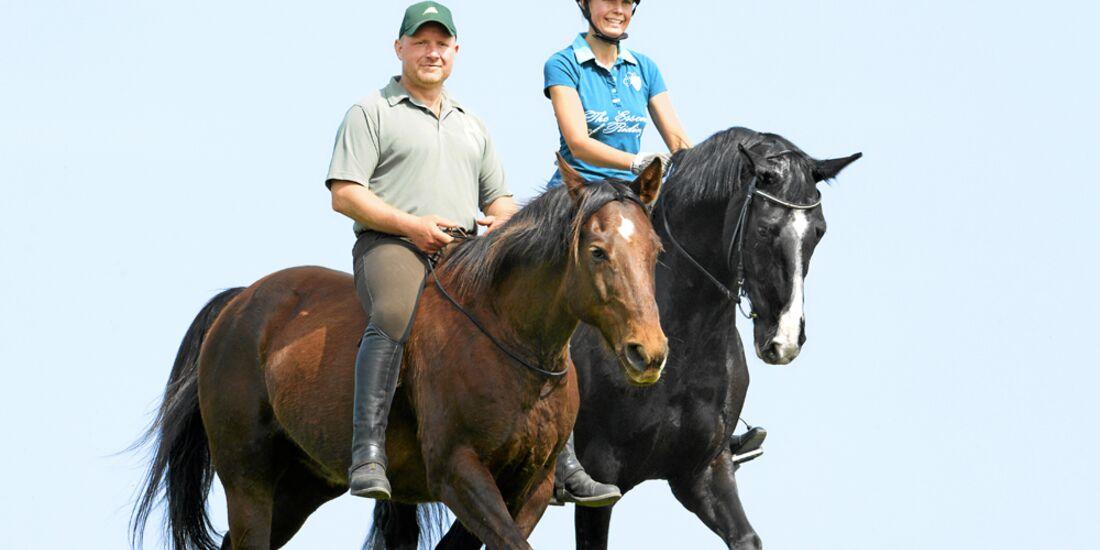 CAV Dressur Horsemanship 1