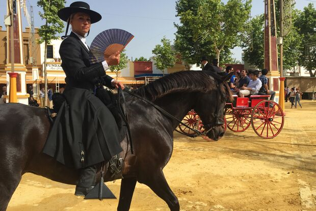 CAV Feria Jerez Christiane Pichler 7