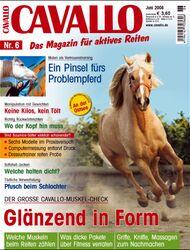 CAV Juni 2008 Cover