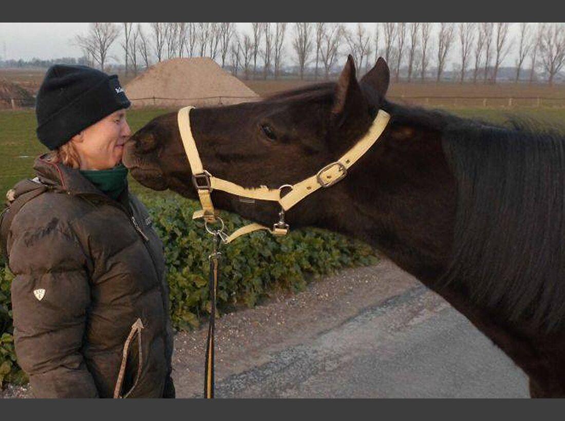 CAV Kuss Küsschen Leserfotos Nicole Ziener