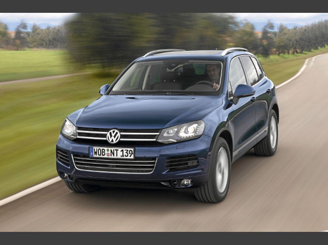 CAV MS Leserwahl SUV Touareg Produkte 2011