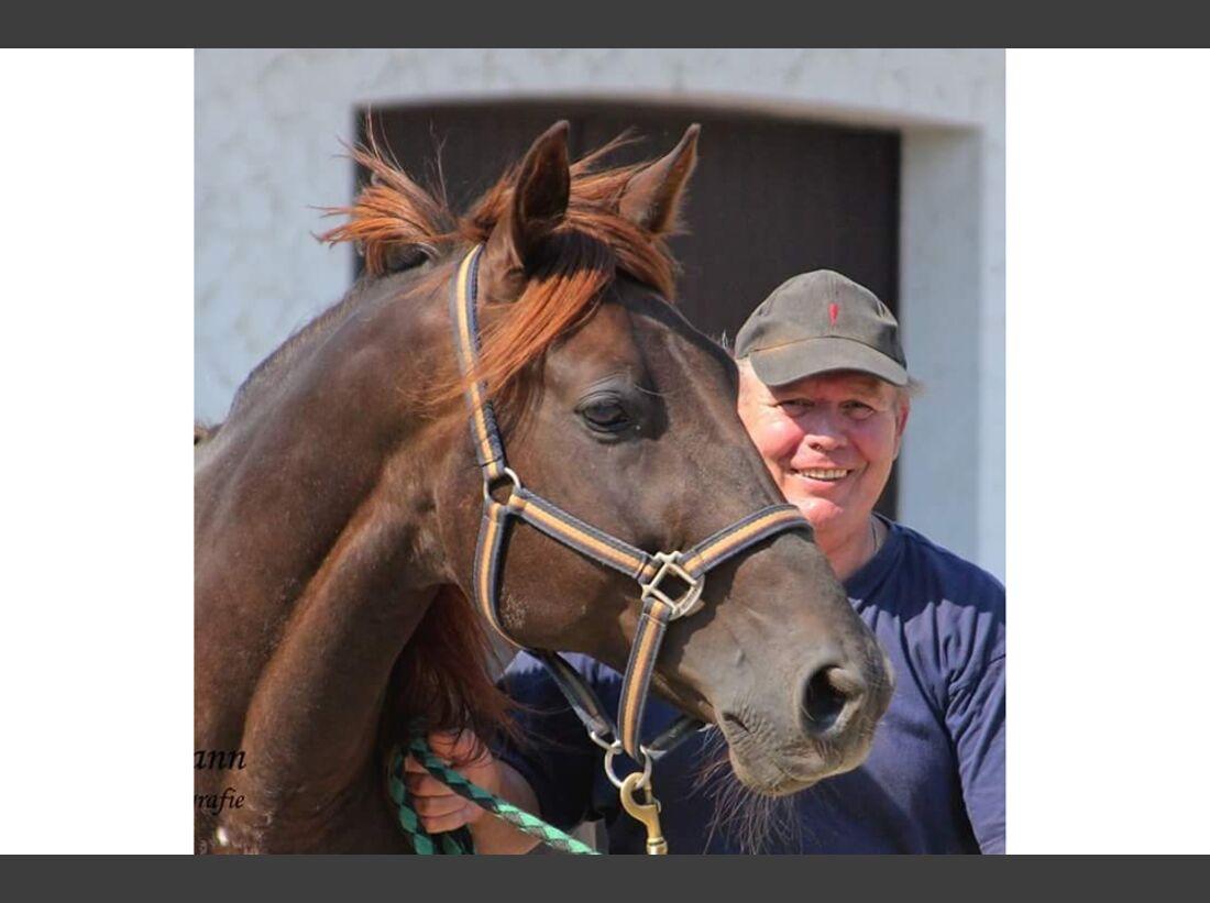 CAV Männer lieben Pferde Martina Jänsch-Tappe