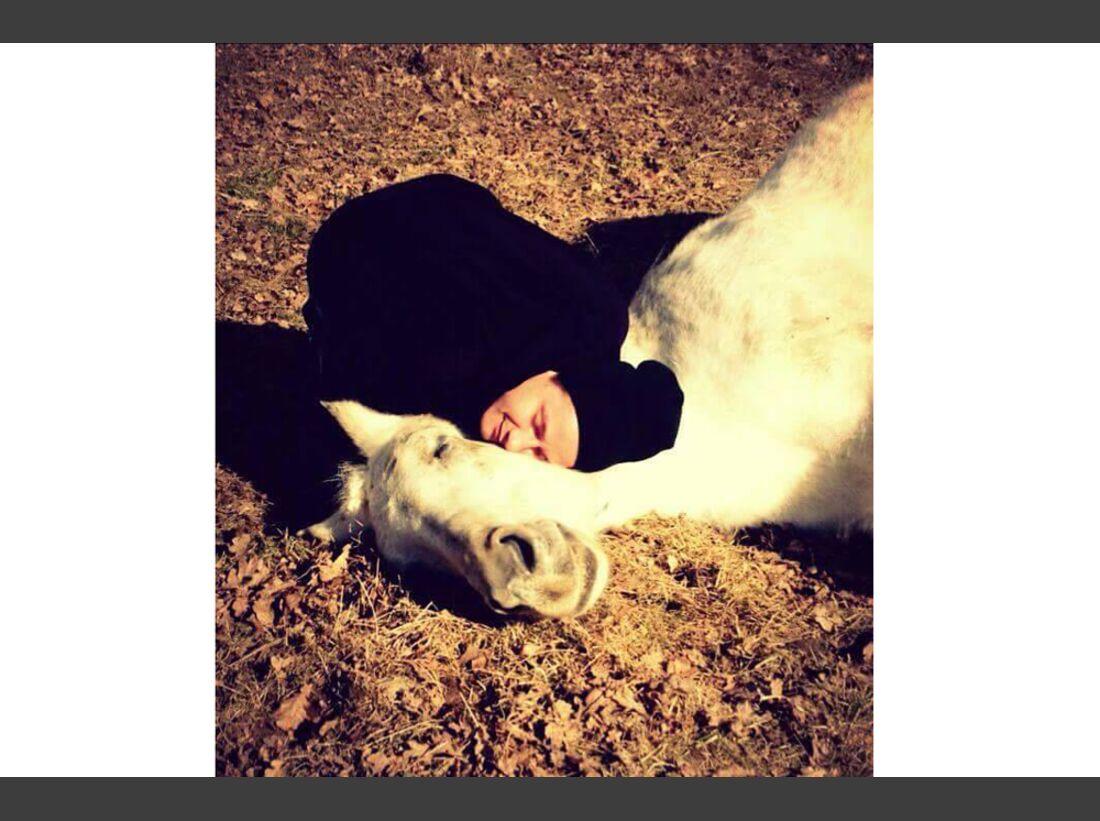CAV Männer lieben Pferde Sinah Loechel