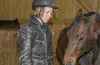 CAV Mimik Pferdegesicht