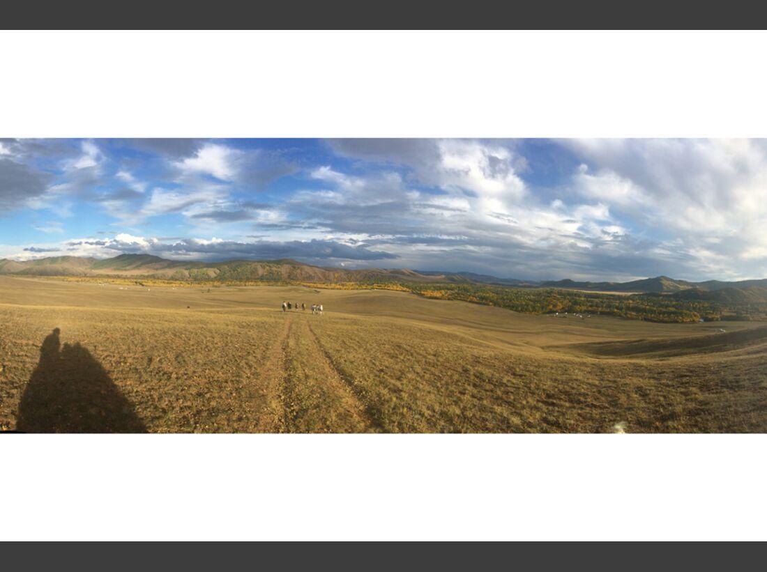 CAV Mongolei Wanderreiten 2