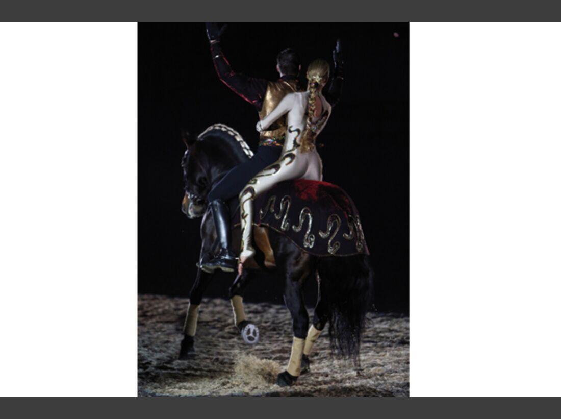 CAV Oliver Jubin Tanzende Beine Show 2