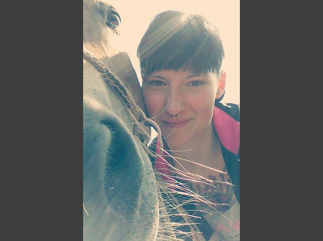 CAV-Pferde-Selfie-Leseraktion-2014-Chris (jpg)