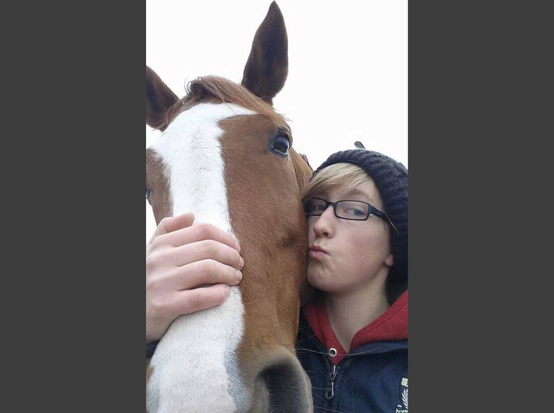 CAV-Pferde-Selfie-Leseraktion-2014-Melanie-Piesch (jpg)