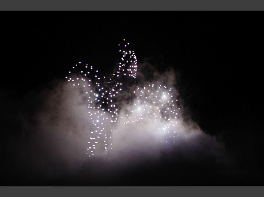 CAV Pferde-Show André Heller Magnifico 04