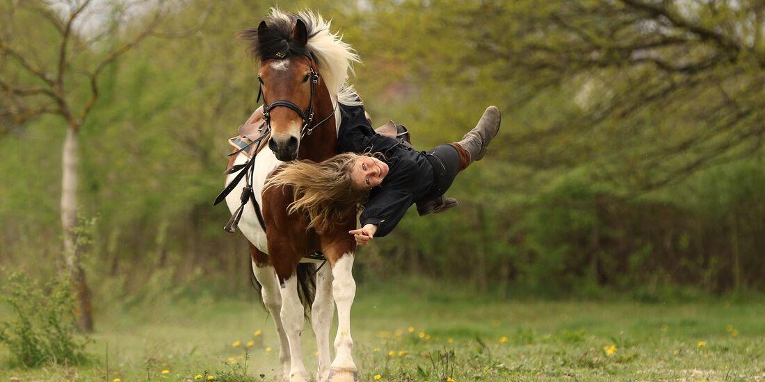 CAV Pferdeshow Horses Heros Omen