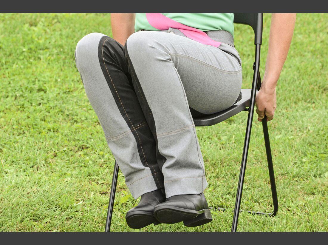 CAV Rückenschmerzen: 10 Übungen für Reiter 5