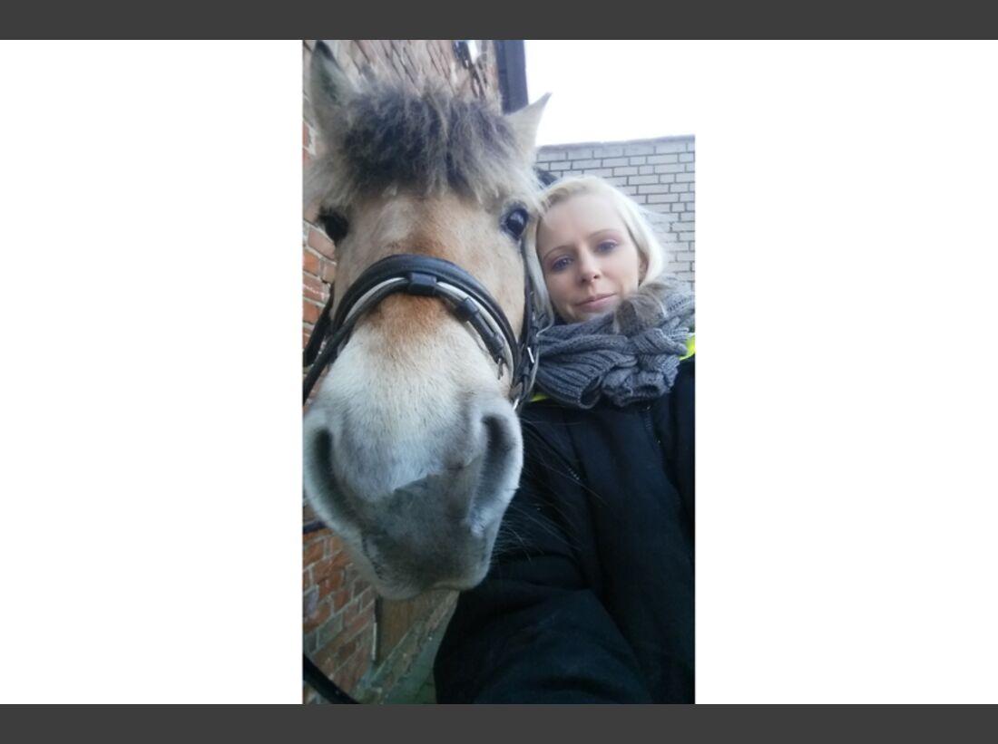 CAV Selfie Dani Kuhnke