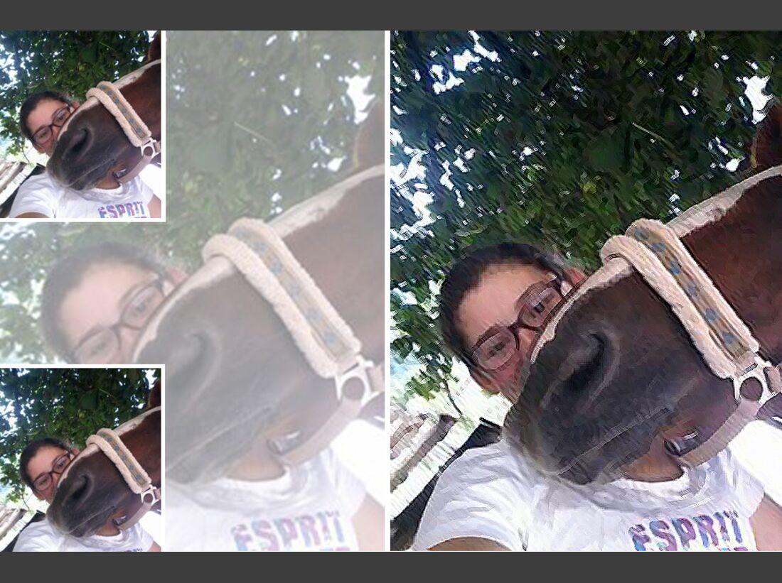 CAV Selfies Evi
