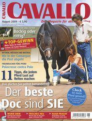 CAV Titel August 2009