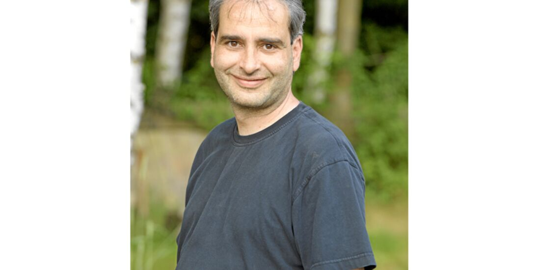 CAV Zügelspannung 6 Dr. Parvis Falaturi