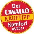 Testsieger-Logo: Kauftipp Komfort